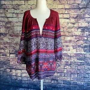 Beach Lunch Lounge Blouse